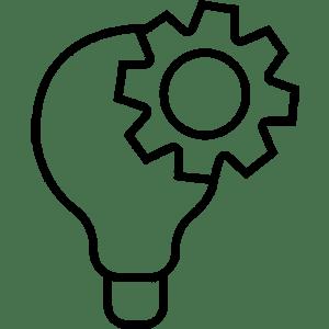 Pictogramme symbolisant le projet à l'Usine Végétale